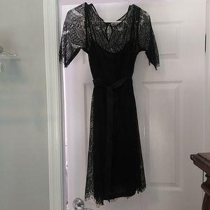 Maternity midi formal dress size S